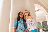 Maria Fiori & Karina Grand pic #1