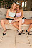 Julia & Nikoletta pic #4